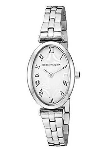 BCBG silver BCBGMAXAZRIA BG50910004 Silver Stainless Steel Watch 5B626AC066AC67GS_1