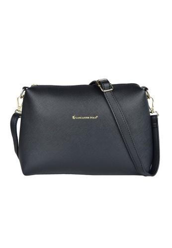 LancasterPolo black Lancaster Polo Premium Sling Bag 2019 4CB74ACDFE0CD1GS_1