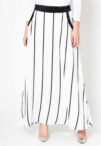 BellyBee white Kayla Skirt BE384AA0VCSVID_1