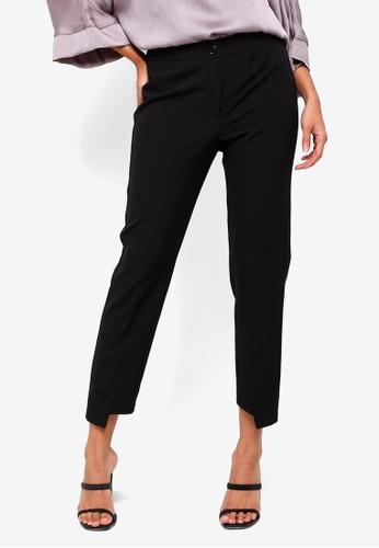 OVS black Classic Pants 972F8AAD284AD6GS_1