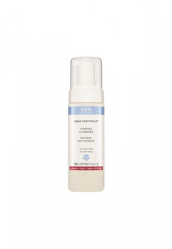 REN white Rosa Centifolia™ Foaming Cleanser RE428BE0G4WESG_1