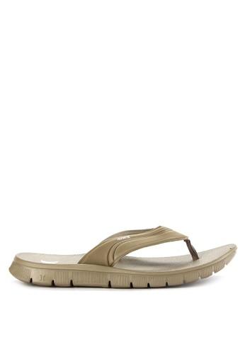 hurley beige Fusion 2.0  Sandal 29CF6SH4D7EC9BGS_1