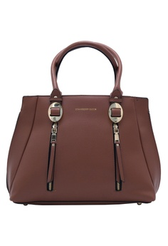 e2207437d202 STRAWBERRY QUEEN brown Strawberry Queen Indiana Handbag (Camel)  F438FAC9EA4295GS 1