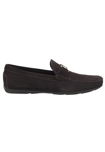 Tomaz brown Tomaz C031 Buckled Loafers (Coffee) EDCD6SH685F3F2GS_1