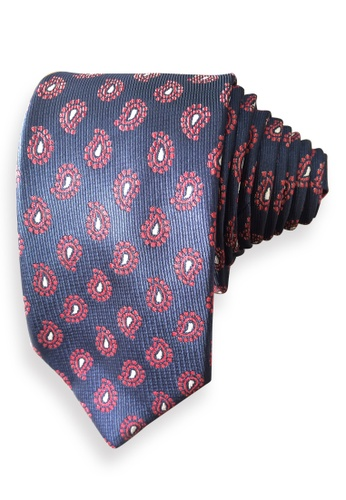 Shop Chase Fashion Textured Patterned Business Necktie Online On
