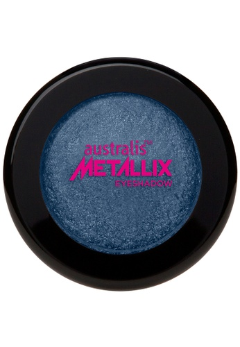 Australis blue Metallix Eyeshadow - Blink AU782BE71NPOSG_1
