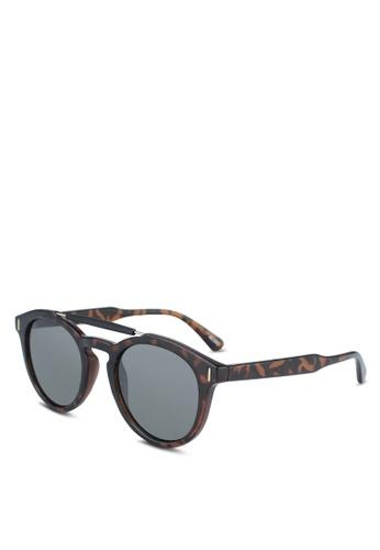 ALDO brown Zeillan Sunglasses 74420GLA9CDFEEGS_1