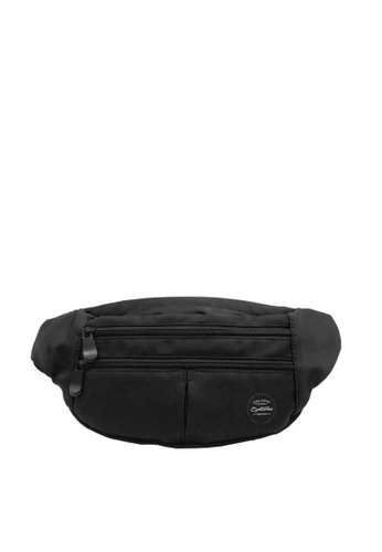 OPTIONS black Hike Waist Pouch 54B6BAC795E62CGS_1
