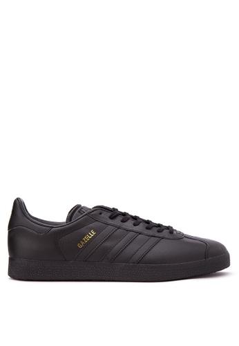 adidas black and gold adidas originals gazelle 788DBSH5A8CF55GS_1