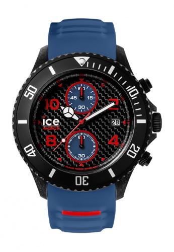 Ice-Watch multi ICE carbon - Black Blue - Extra Large IC770AC2V3QIHK_1