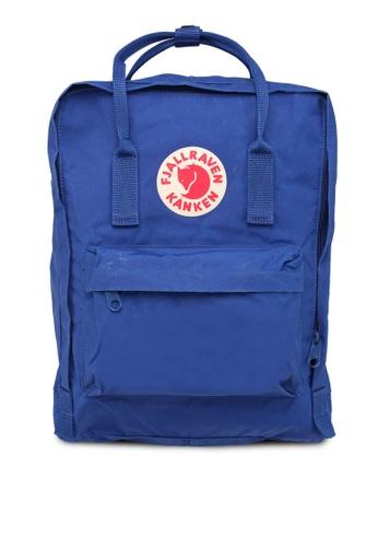 Fjallraven Kanken blue Kanken Backpacks FJ382AC0SX83MY_1