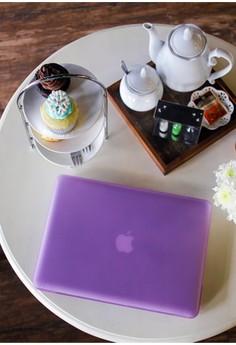 MacBook case bundle for Pro 15 – French Lavender