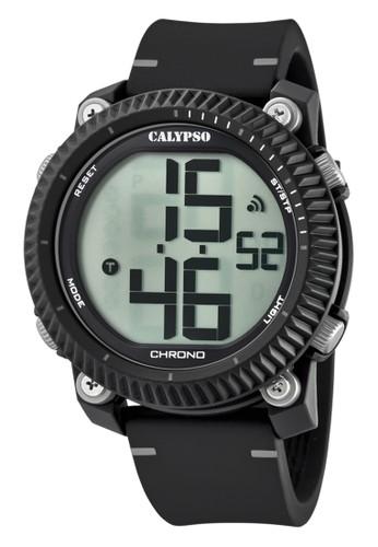 Calypso black Sporty Men's Watches CAL K5731/1 8664EACEA303E7GS_1