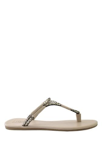 STEFANIA BALDO brown Arianne Sandals ST294SH99PCIID_1