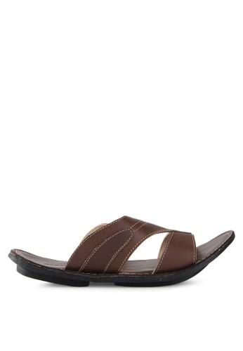 MARC & STUART Shoes brown Sandal Keys MA456SH0UA7EID_1