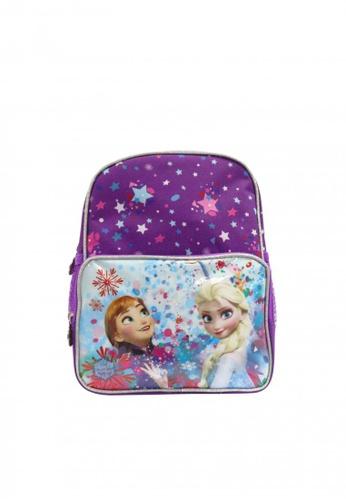 Disney purple Frozen Backpack CD4CDKC67479BDGS_1