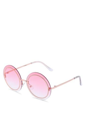 ALDO gold Kalara Sunglasses 37BD0GL6FAB696GS_1