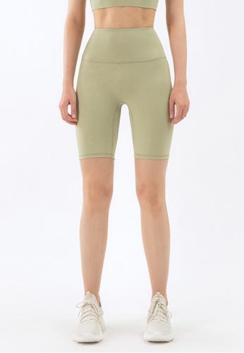HAPPY FRIDAYS Women's tight Running Shorts (No front crotch  line) DSG113 90F29AA42B145FGS_1