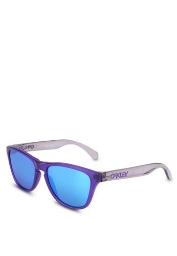 Oakley 多色 反光太陽眼鏡 75B7FGL6A9549EGS_1