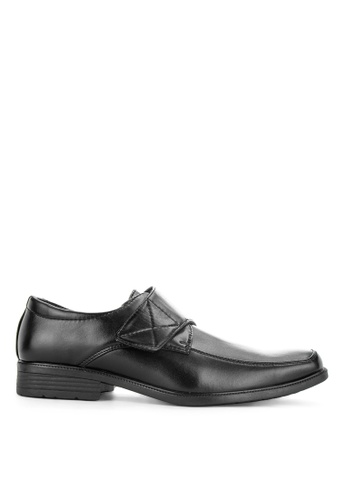 Itti black Business Formal Shoes A3130SH99868C3GS_1