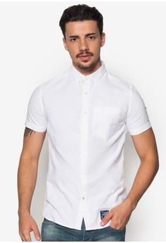 Ultimate Oxford Shorts Sleeves Shirt