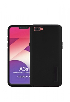 ... Dual Pro Shockproof Case for Oppo A3S