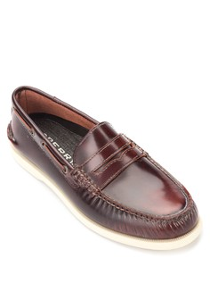 A/O Penny Brush Off Loafers