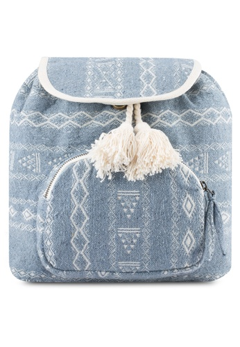 Billabong blue Nothin To Lose Backpack BI783AC0SYISMY_1