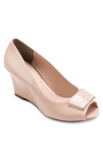 TARYN 魚口楔京站 esprit形鞋, 韓系時尚, 梳妝