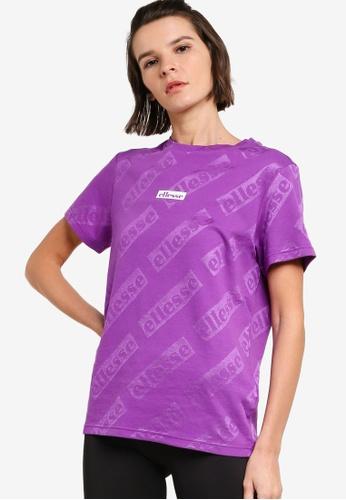 Ellesse purple Molto Tee 1191CAAFAA3E2BGS_1