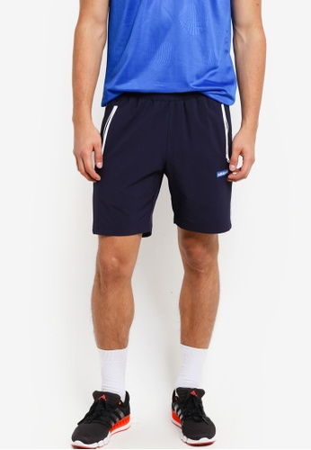 adidas navy adidas originals tennoji shorts AD372AA50OWRMY_1
