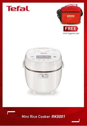 Tefal white Digital-Mini Rice Cooker 80D30HLF1A09ADGS_1