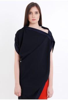 [PRE-ORDER] Asymmetric Tent Dress