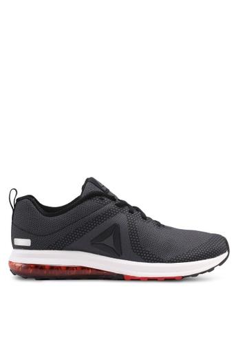 Reebok grey Jet Dashride 6.0 Shoes RE691SH0SW2EMY_1