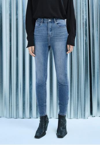 Urban Revivo blue Casual Jeans 823B7AACAB2831GS_1