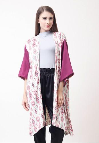 Kharisma Etnik long kimono