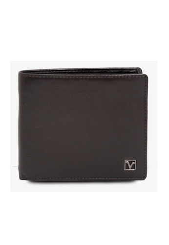 Valentino Rudy brown Valentino Rudy Full Leather Execufold Wallet 16E55ACE3F8653GS_1