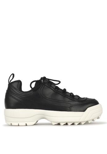 Betts black Sidekick Chunky Sneakers 40D33SHA6ADF70GS_1