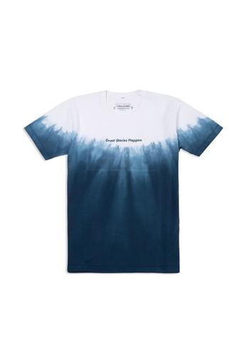 TIRAJEANS blue Tie Dye T-Shirt AB5D3AA4CEDAE3GS_1