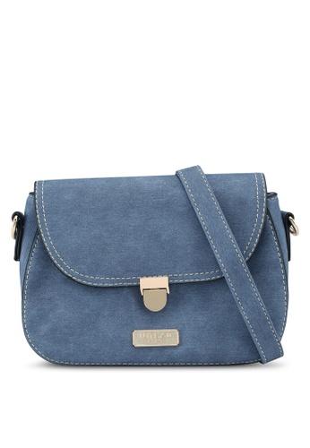 a44d069ece Buy Unisa Jeans Effect 2-Way Usage Sling Bag Online on ZALORA Singapore