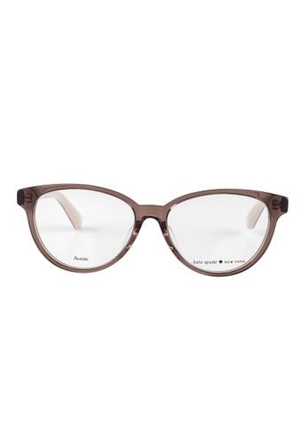 Kate Spade brown Kate Spade Terriann Brown Eyeglasses WR9 KA433AC04JUTMY_1
