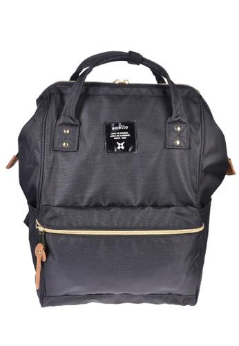 Anello black anello Mini Polyester Backpack C1637AC71A66EAGS_1
