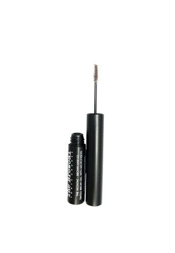 TheBrowGal The BrowGal Tinted Eyebrow Gel with Micro Fibers - Brown Hair ED85ABE788C839GS_1