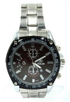 Valia Tobby Unisex Stainless Steel Strap Watch 8162