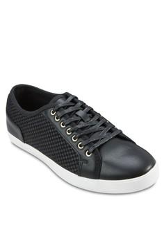 Weave Side Panel Sneakers