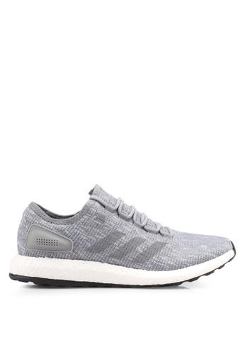 adidas grey adidas pureboost BA437SHC59CC0AGS_1