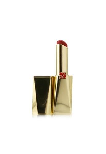Estee Lauder ESTEE LAUDER - Pure Color Desire高清純色艷麗絲滑啞緻唇膏 - # 313 Bite Back 4g/0.14oz 83684BE1521368GS_1