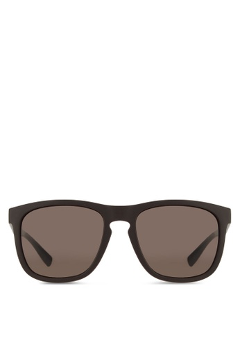 Armani Exchange brown Urban Attitude AX4058SF Sunglasses AR162GL37QNQMY_1