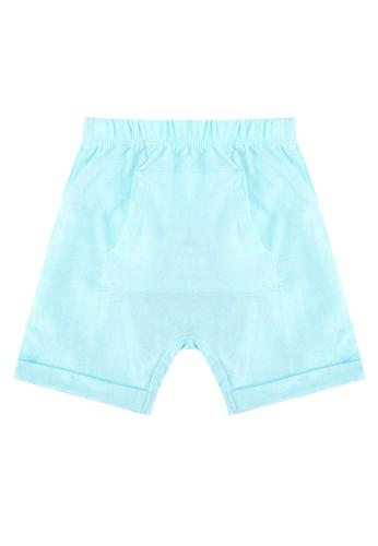 FOX Kids & Baby blue New Born Casual Shorts AC038KABA2B200GS_1