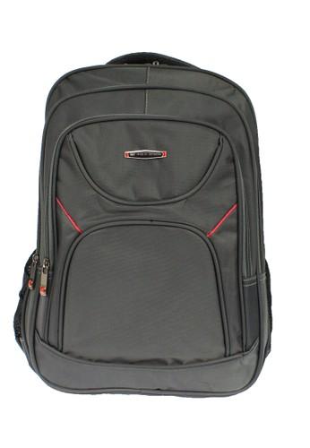 Polo Design grey Polo Design Backpack 403-26 - Grey A6CDEACA0B0BFEGS_1